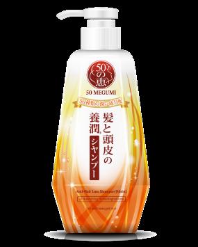 Anti-hair loss shampoo (moist)